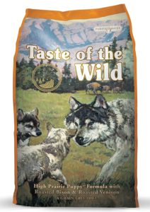 Taste of the Wild Grain-Free Dry Dog Food for Puppy - best dog food for lab puppies